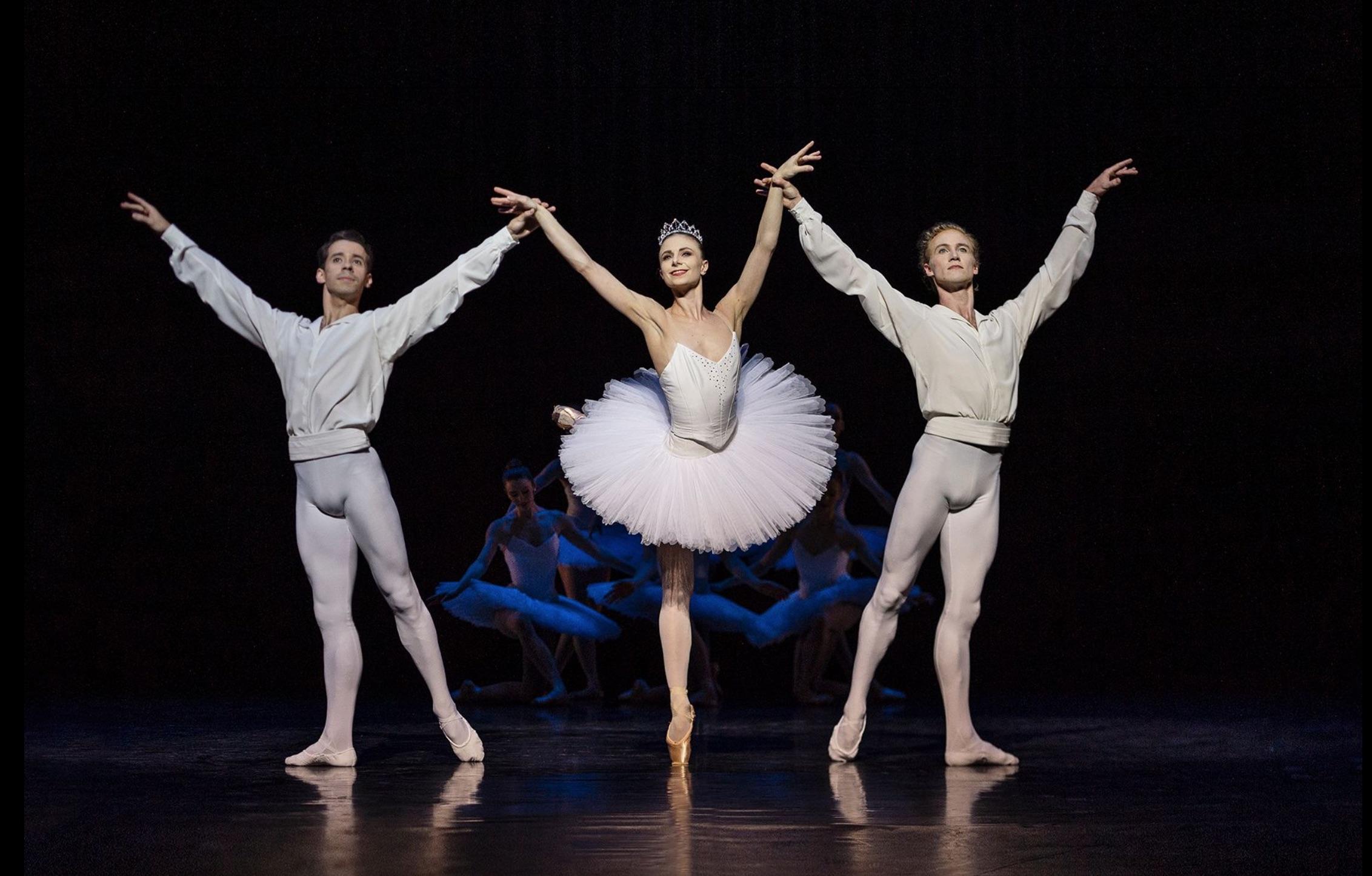 Jón Axel Fransson, Alexander Meinertz, Den kgl. Ballet