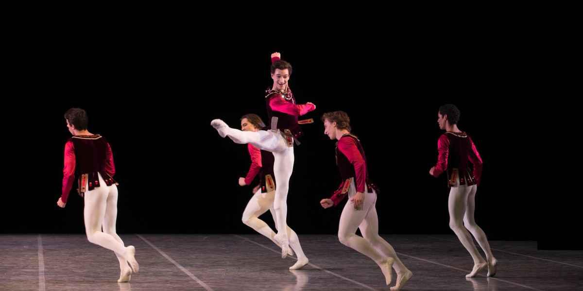 Jonathan Chmelensky ballet